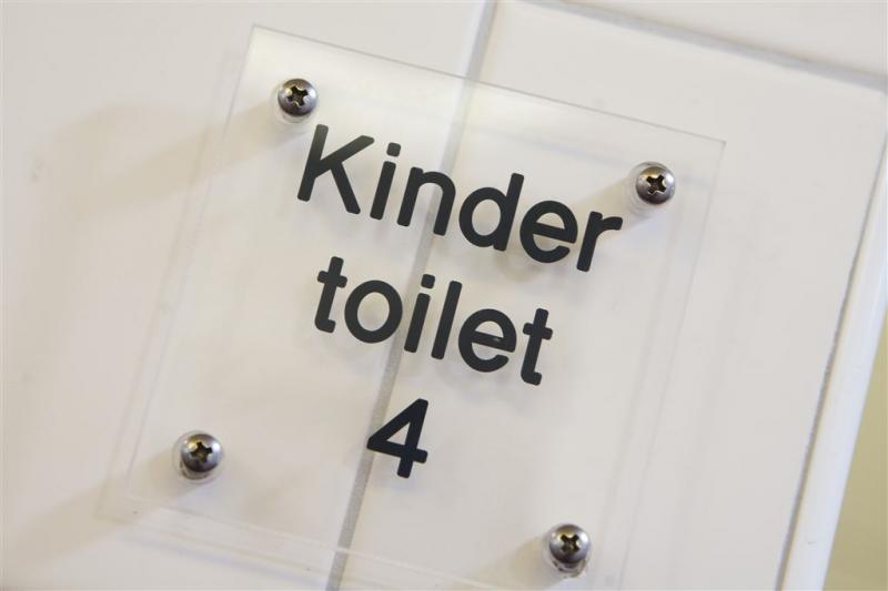 'Apart toilet voor migrantenkinderen'