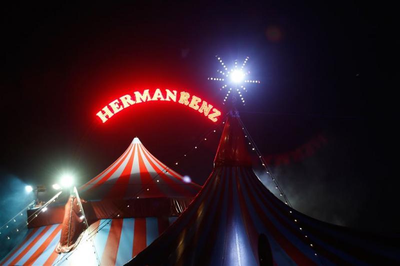 Circus Herman Renz terug met kerstshow