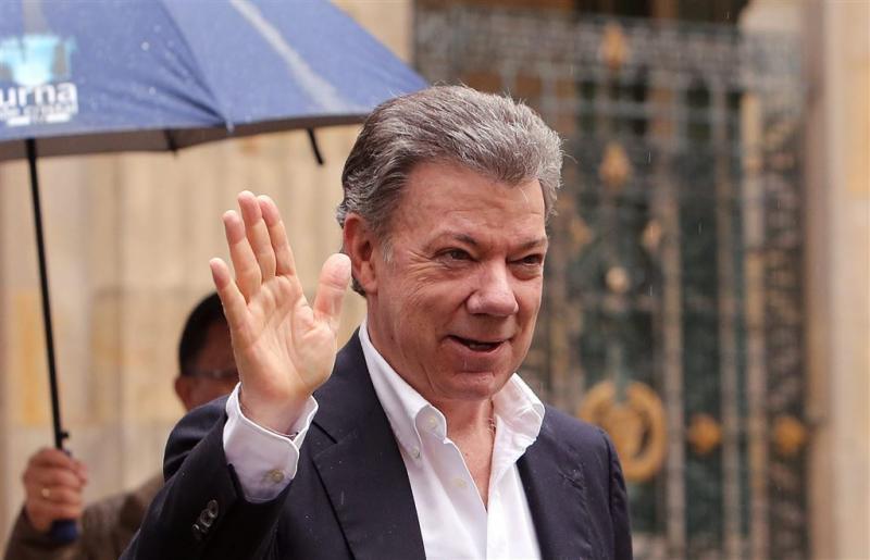 Colombiaanse president erkent nee-stem