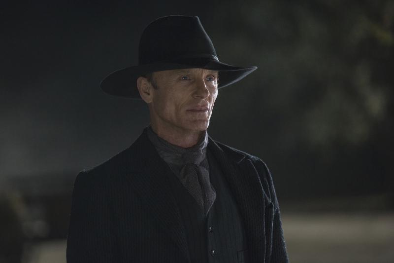 Westworld: Ed Harris (Foto: HBO)