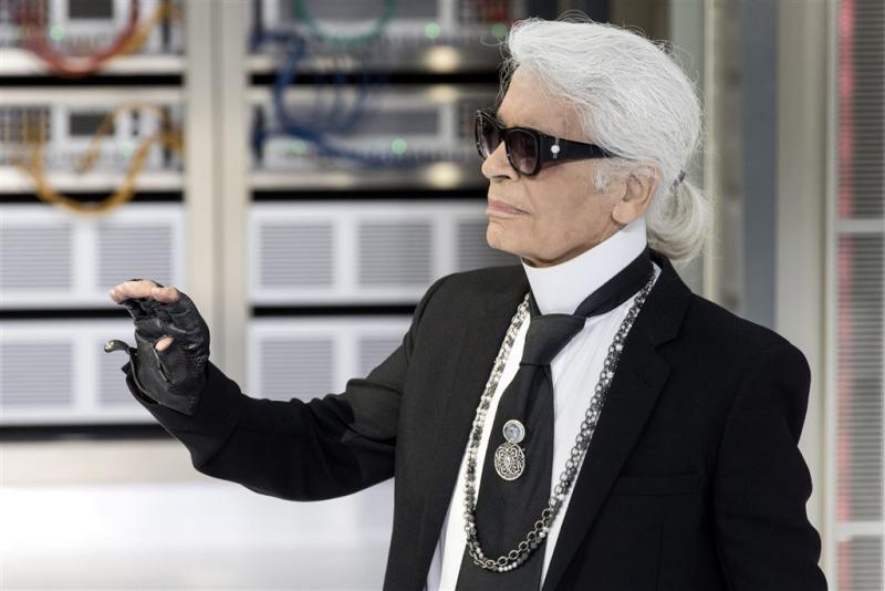 Karl Lagerfeld kritisch over Kim Kardashian