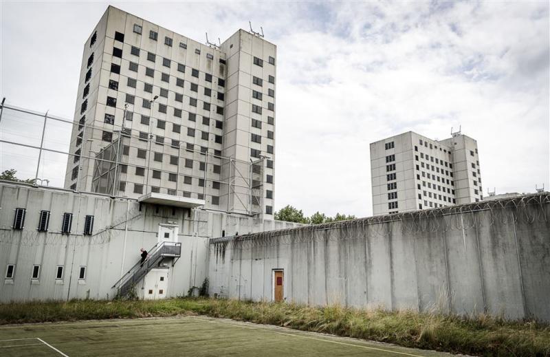 Terrein Bijlmerbajes moet 60 mln opbrengen