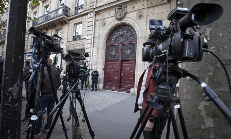 Politierapport zaak Kim Kardashian op straat