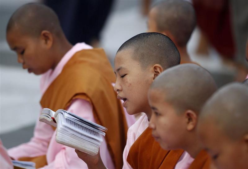 Cel voor Nederlander die boeddhisten krenkte