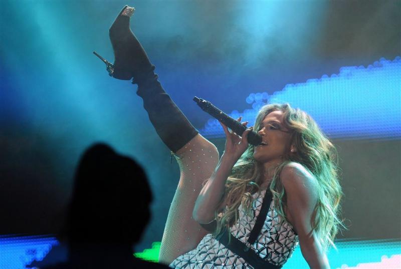 Jennifer Lopez werkt aan Spaanstalig album