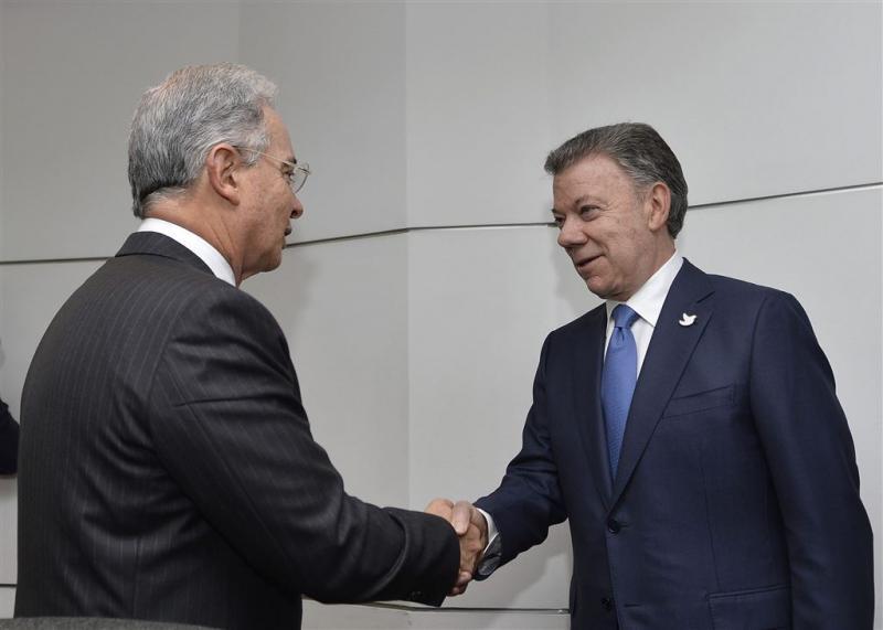 Politieke leiders Colombia willen samenwerken