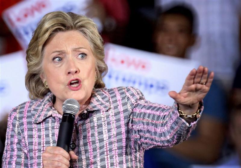 Hillary Clinton leeft mee met beroofde Kim
