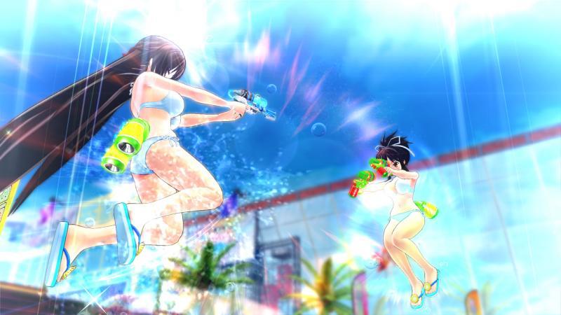 Senran Kagura: Peach Beach Splash (Foto: Marvelous)