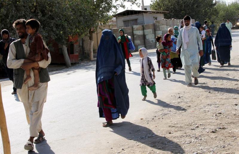 VN waarschuwen voor vluchtelingen uit Kunduz