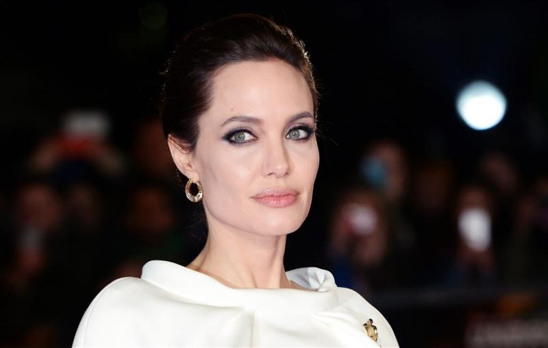 'Angelina en kinderen in therapie'