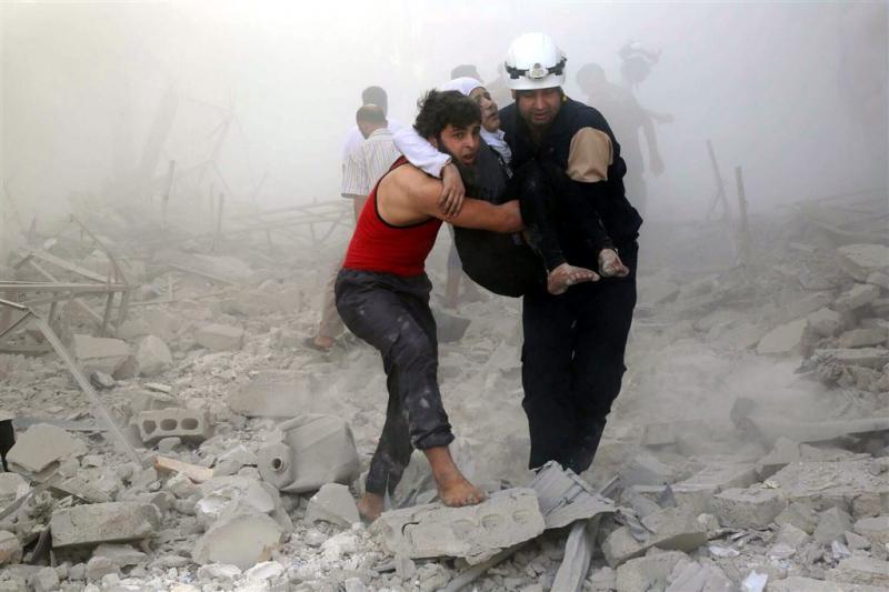 Veto Rusland tegen Franse Syrië-resolutie
