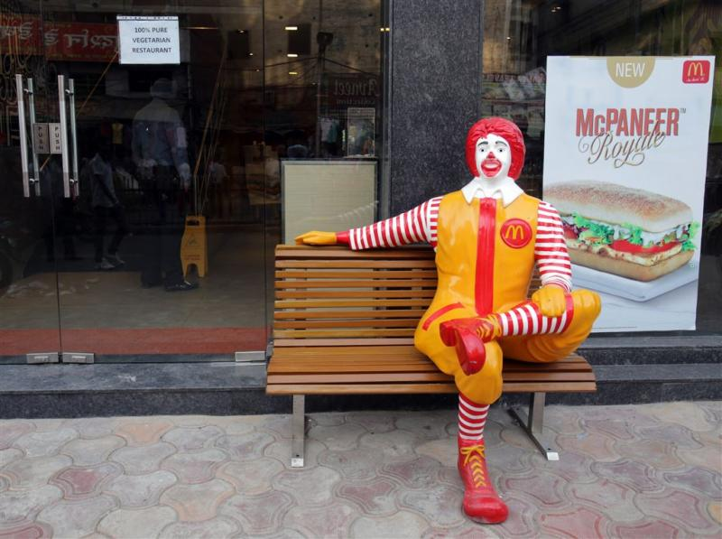 McDonald's haalt clown uit openbaarheid