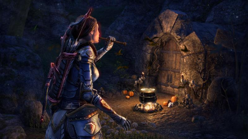 Elder Scrolls Online Witches Festival
