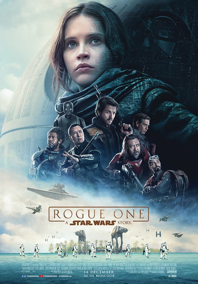 Rogue One: A Star Wars Story poster (Foto: Disney)