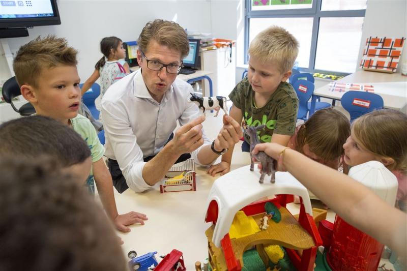 Leraren willen meer handen in de klas