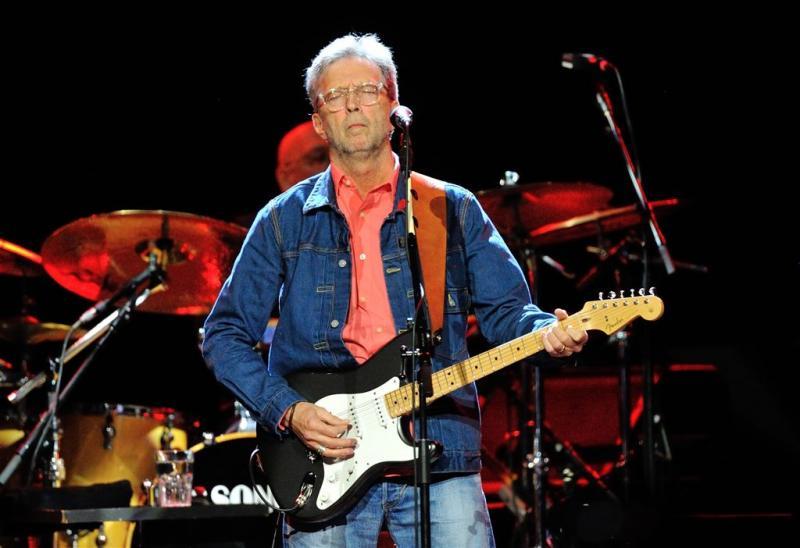 Eric Clapton aangeklaagd over muziekrechten