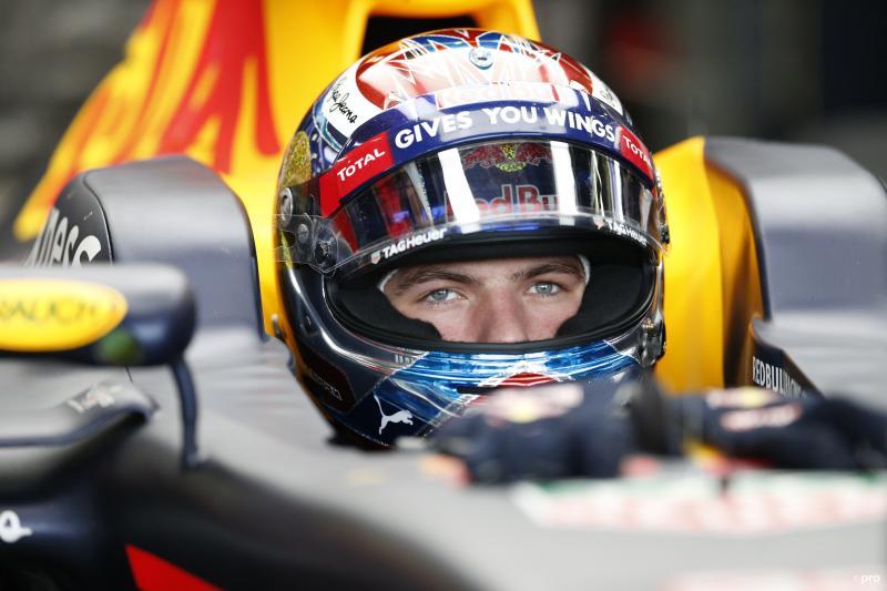 Verstappen noemt Grand Prix  VS speciaal ook al krijgt hij geen champagne (Pro Shots / Action Images)