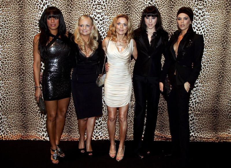 Spice Girls Mel C en Mel B houden ruzie