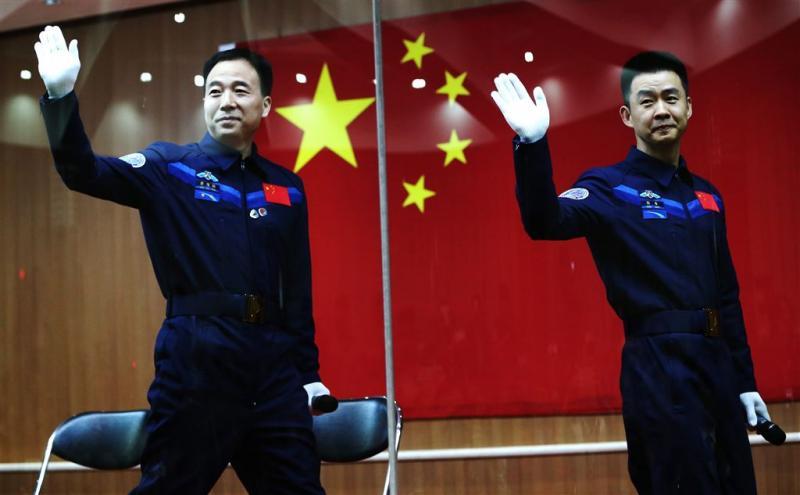 Maandag lancering van Chinees ruimteschip