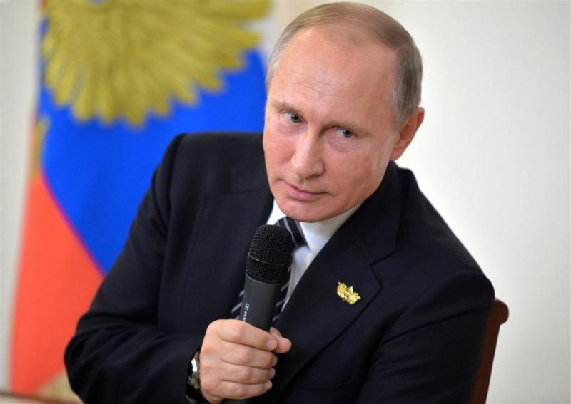 Poetin: Amerika erkent cyberspionage