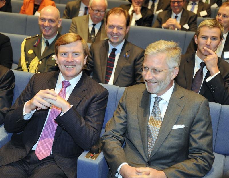 Vlaanderen en Nederland: hoofdrol op Buchmesse