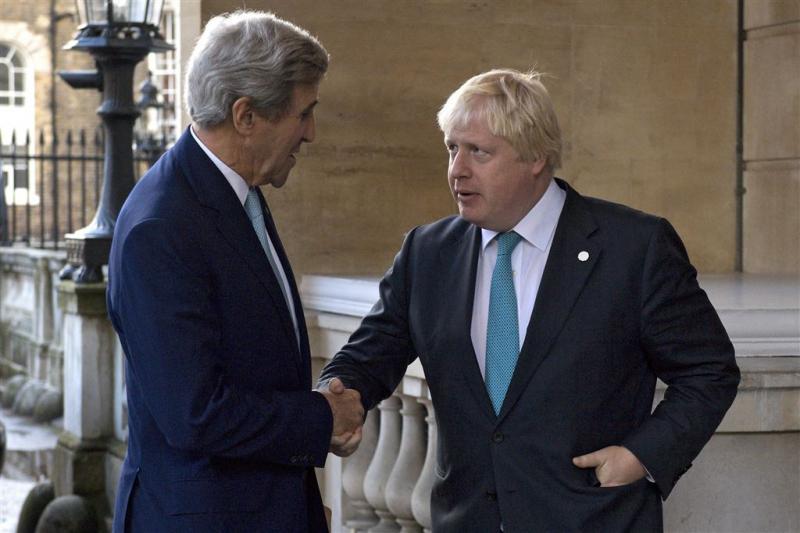 Kerry en Johnson: staakt-het-vuren in Jemen