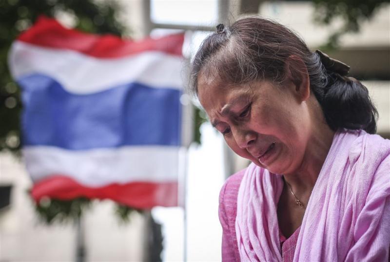 Thaise providers: meld belediging koning