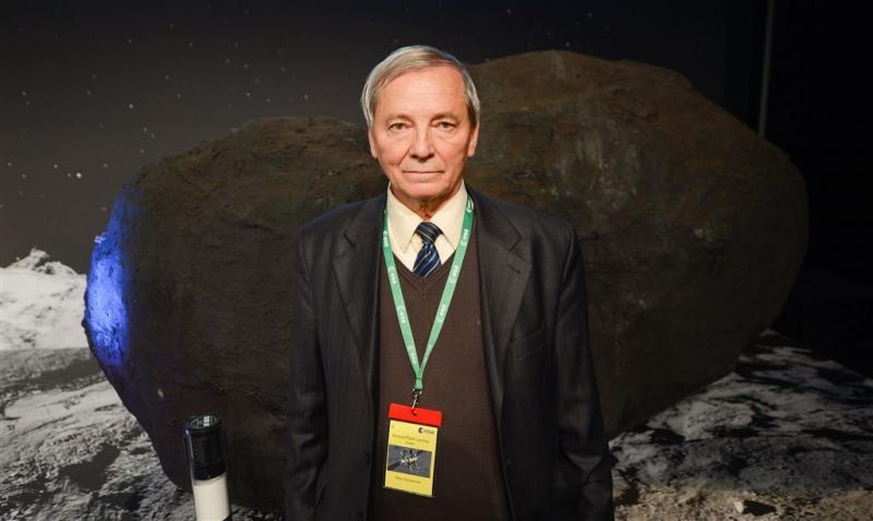 Ontdekker 'Europese' komeet overleden