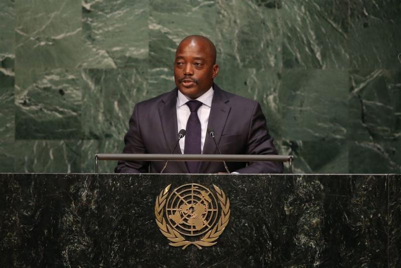 Congo stelt presidentsverkiezingen uit