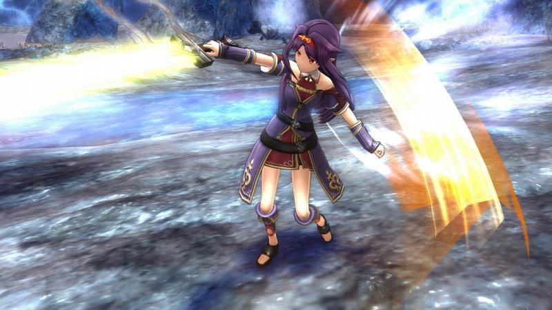 Sword Art Online: Hollow Realization -  Yuuki (Foto: Bandai Namco)