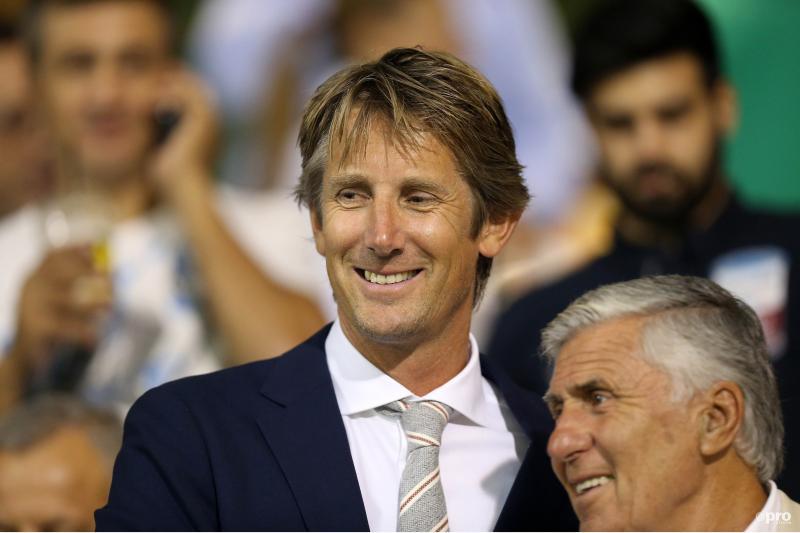 Van der Sar nieuwe algemeen directeur van Ajax (Pro Shots / Intime)