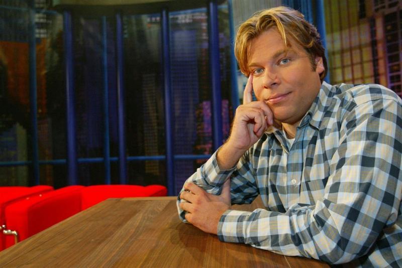 Robert Jensen heeft televisie niet gemist