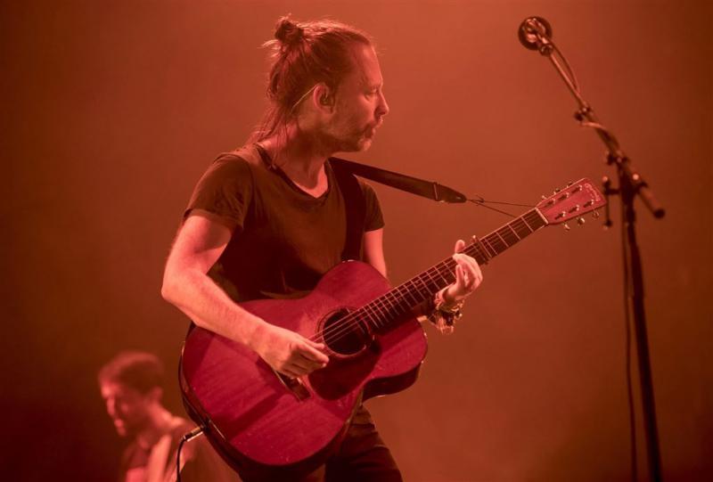 'Radiohead headliner op Glastonbury'