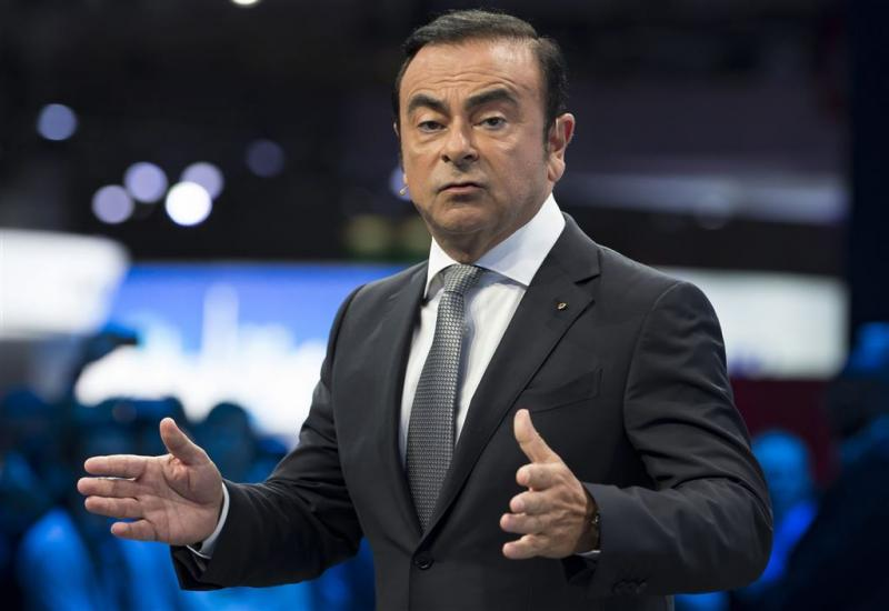 Mitsubishi bevestigt aanstelling topman Ghosn