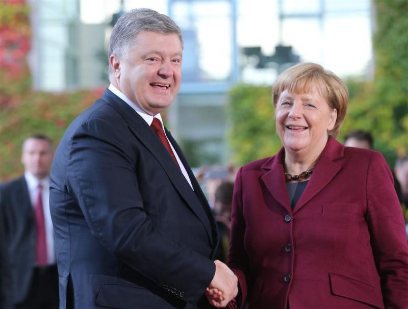 Vredesplan en politiemissie voor Oekraïne