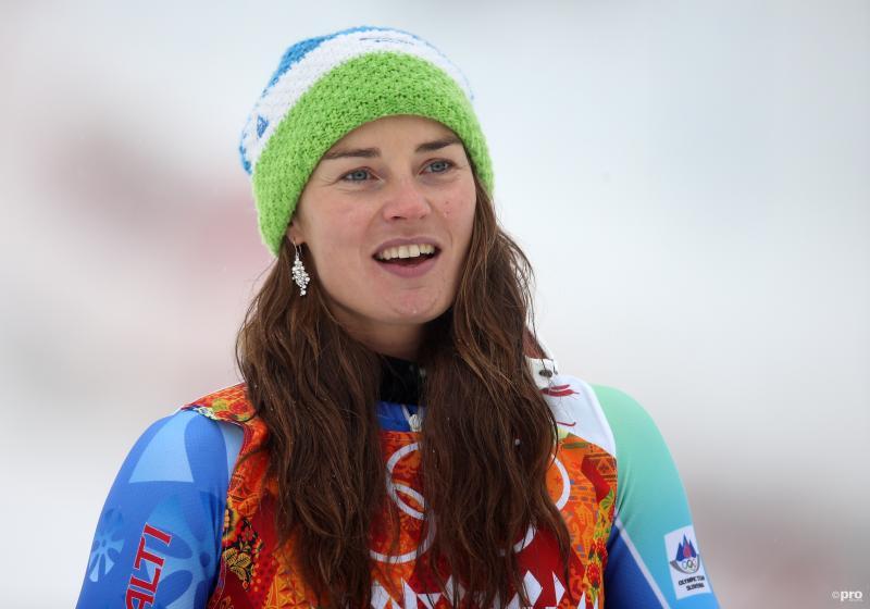 "Skikampioene Maze kondigt afscheid aan: ""Nog één race"" (Pro Shots / Gepa)"