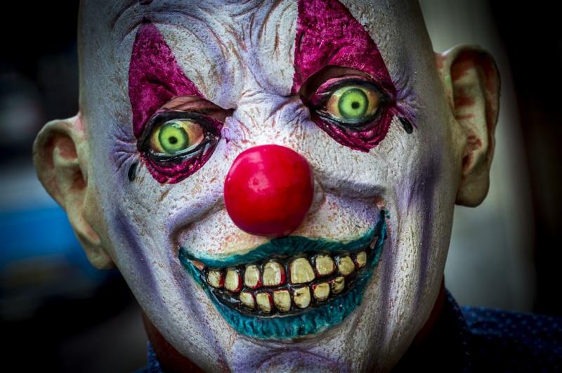 Horrorclown (Foto: ANP)