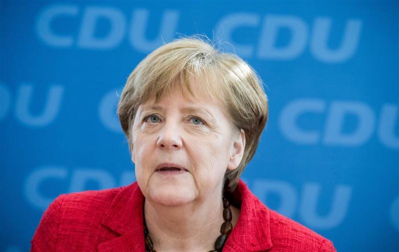 CSU steunt vierde termijn voor Merkel