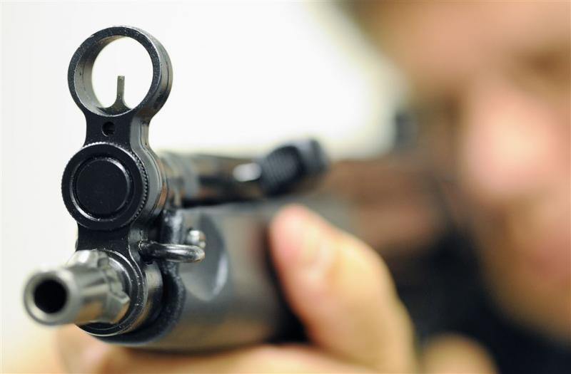 'Flinke daling Nederlandse wapenexport'