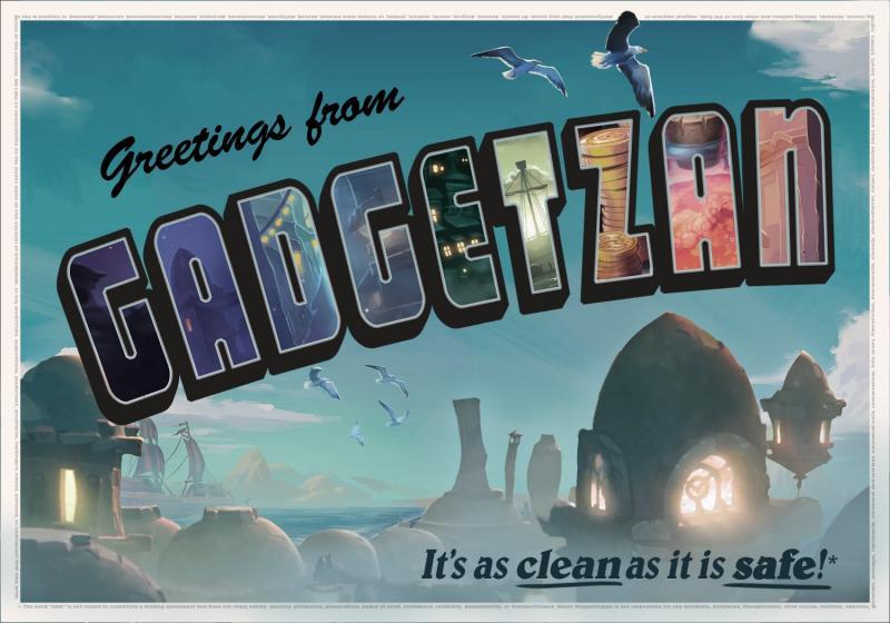 Greetings from Gadgetzan Hearthstone