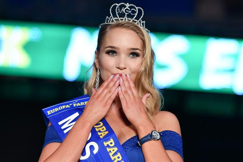 Miss IJsland stopt na opmerking over gewicht