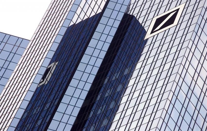 Deutsche Bank boekt verrassende winst