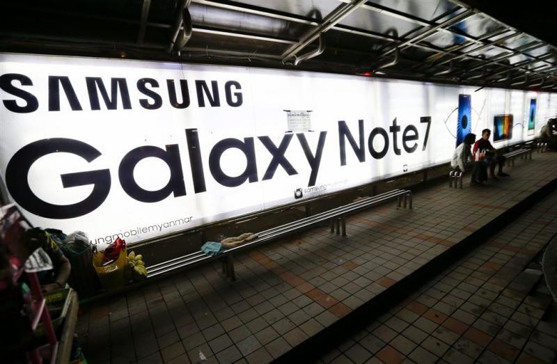 Samsung voelt Galaxy-affaire