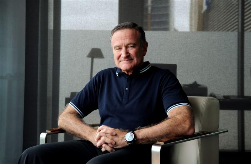Fietsen Robin Williams leveren ruim 5 ton op