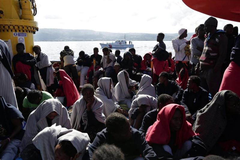 Nieuwe migrantendrama's op Middellandse Zee