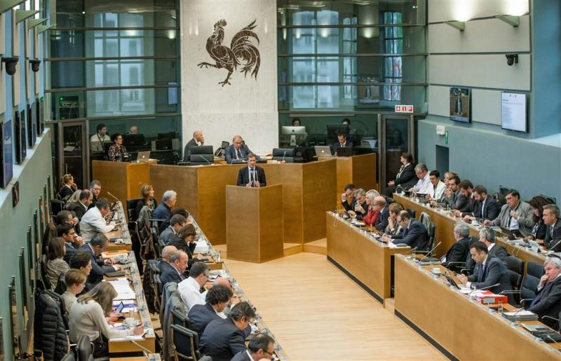 Waals parlement geeft zegen aan CETA-akkoord