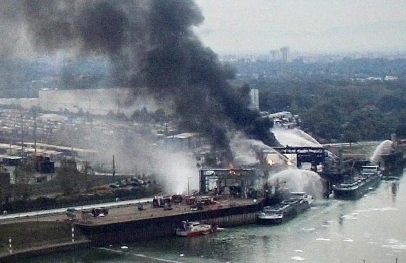 Vierde dode door explosie bij BASF