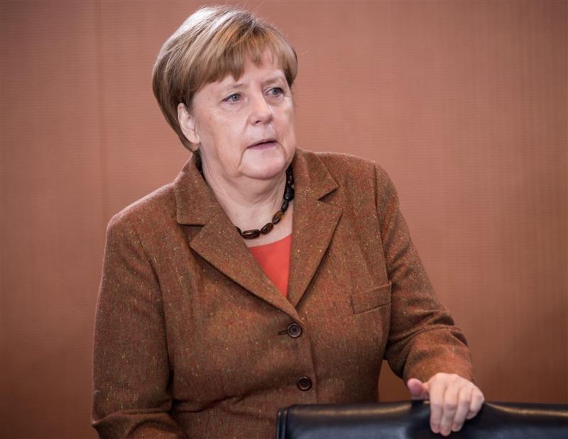 Merkel niet naar CSU-congres