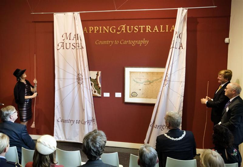 Staatsbezoek begint aan westkust Australië