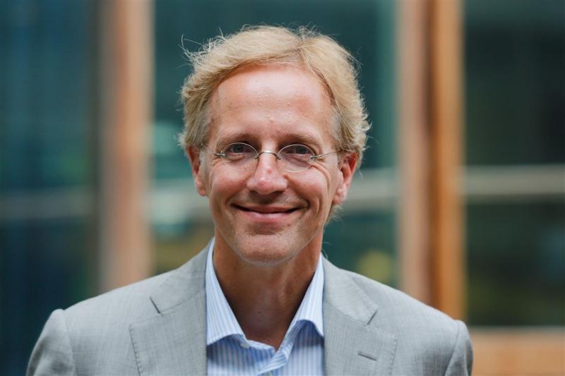 Robbert Dijkgraaf geeft weer tv-college